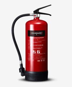 Brannslukker 6 liter 34a fra Housegard