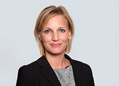 Hege Lundby Mathinse, markedssjef