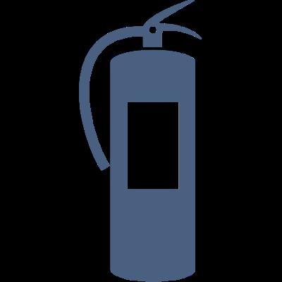 ikon av en brannslukker