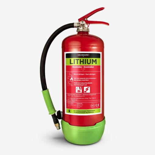 Brannslukker lithium 6 liter fra Housegard