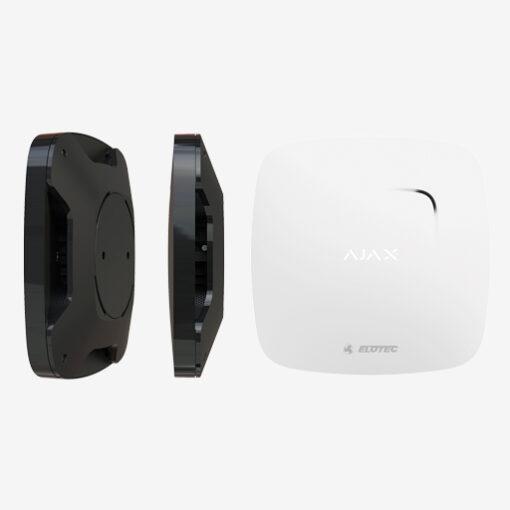 Multidetektor i sort og hvit fra Ajax
