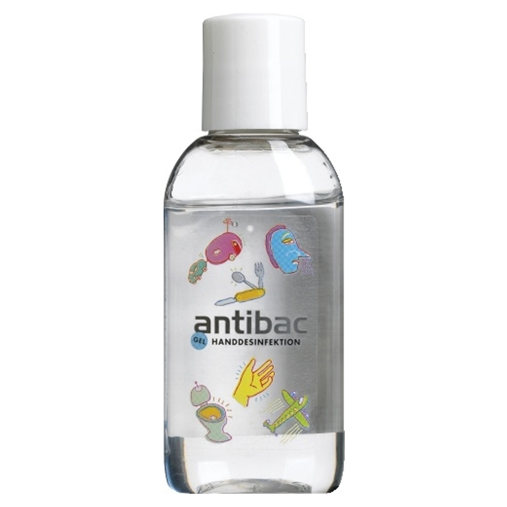 Antibac 50ml hånd