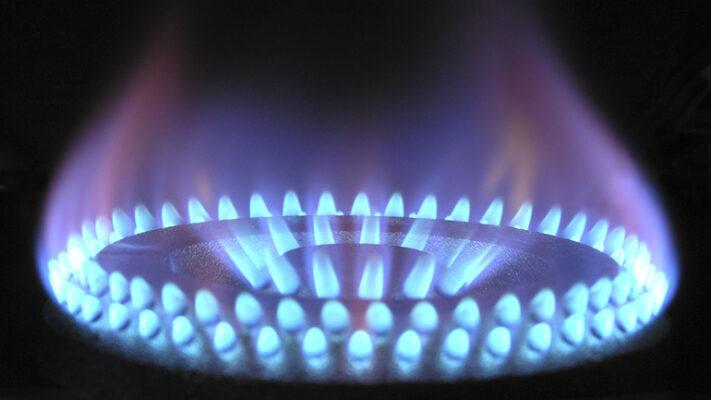 gass i gassovn