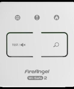 FireAngel Kontrollpanel