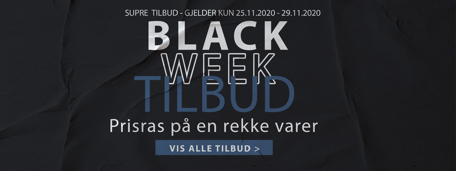 Banner black friday Din Sikkerhet