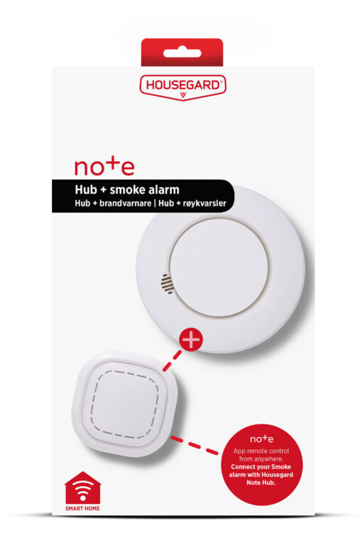Housegard-note-smart-note-hub-wifi